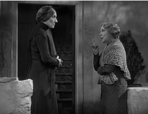 Effie Ellsler and Emily Fitzroy in Song o' My Heart (1930)