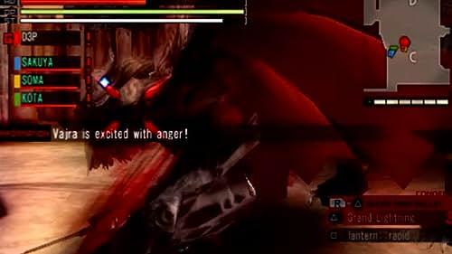 Gods Eater Burst (Gameplay)