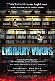 Library Wars Poster