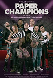 Paper Champions Poster