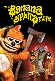 The Banana Splits Movie Poster