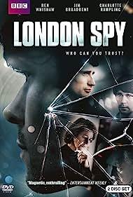 Jim Broadbent, Charlotte Rampling, Ben Whishaw, and Edward Holcroft in London Spy (2015)