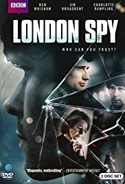 London Spy Poster - TV Show Forum, Cast, Reviews