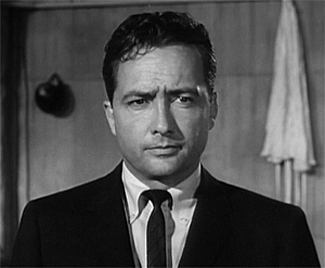 Robert Clarke in Ripcord (1961)
