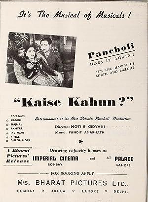 Kaise Kahoon movie, song and  lyrics