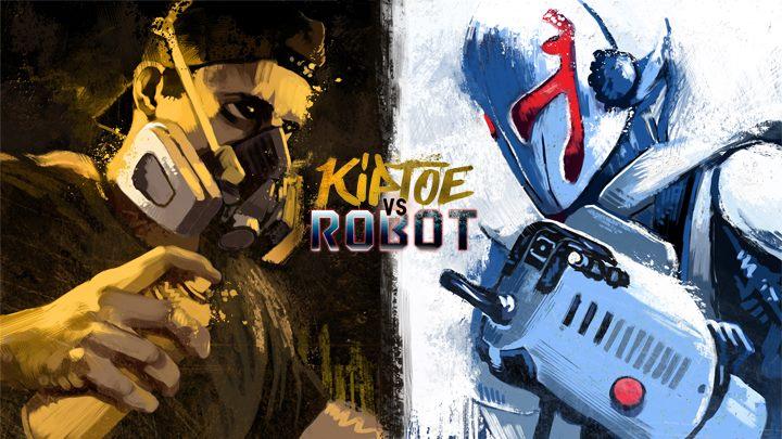 Kiptoe vs Robot 2018