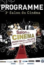 Salon du cinéma Poster