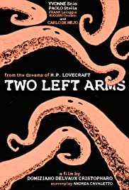 H.P. Lovecraft: Two Left Arms Poster