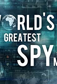 The World's Greatest Spy Movies Poster