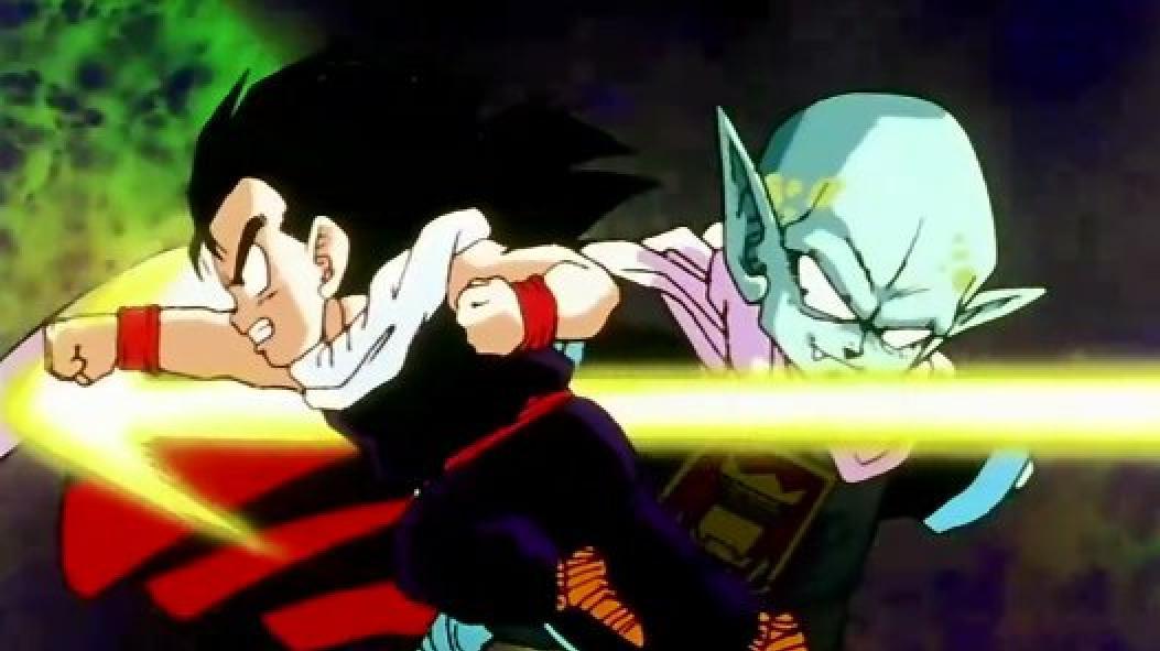 Fight With Piccolo 2000 Minitokyo » dragon ball » garlic jr. fight with piccolo 2000