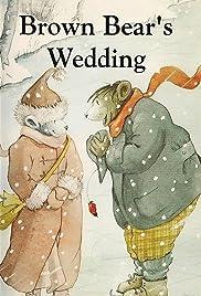Brown Bear's Wedding Poster