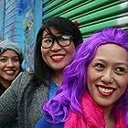 Joyce Laoagan, Teresa Hui, and Erica DeJulio in These Three Girls (2013)