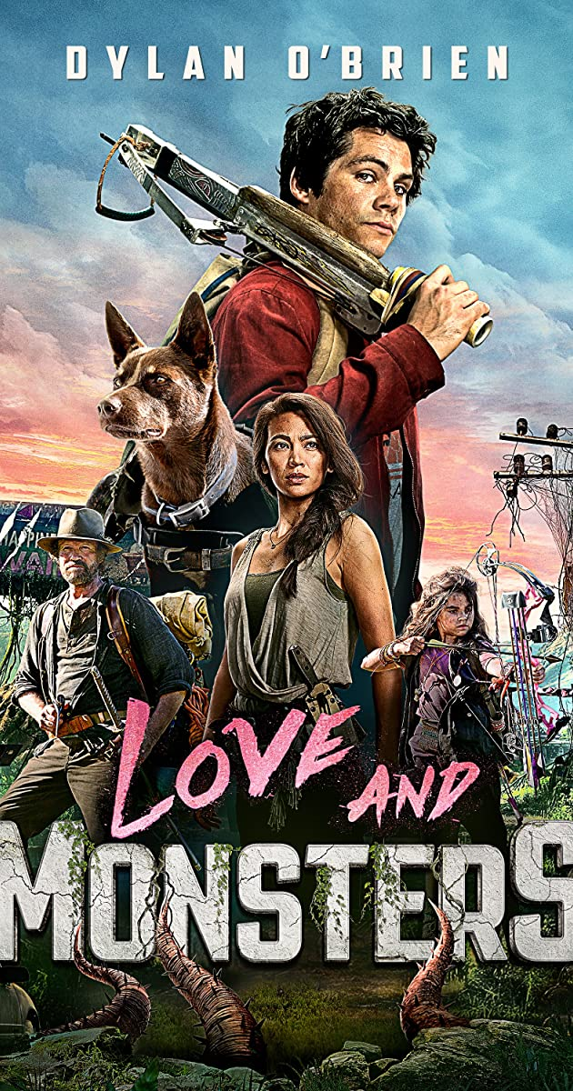 image poster from imdb - Love and Monsters (2020) • Movie