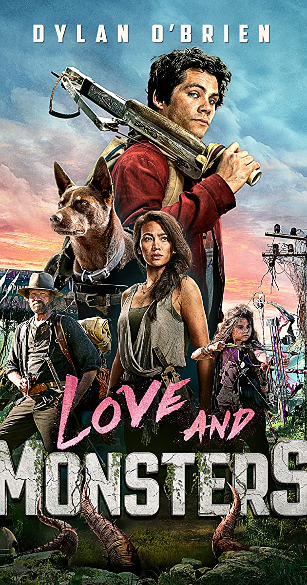 Free Download Love and Monsters Full Movie