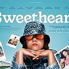 Jo Hartley, Samuel Anderson, Sophia Di Martino, Ella-Rae Smith, Nell Barlow, and Tabitha Byron in Sweetheart (2021)