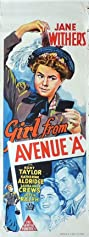 Girl from Avenue A (1940) Poster
