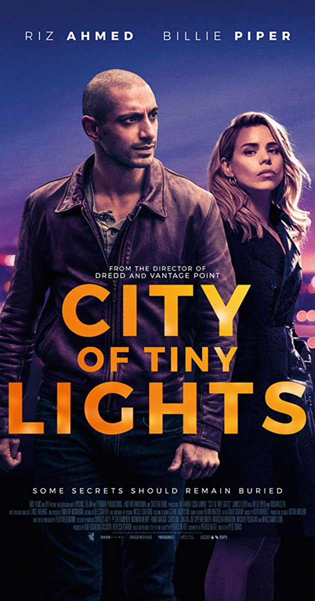 City Of Tiny Lights 2016 Imdb