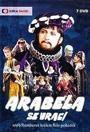Arabela se vrací Poster