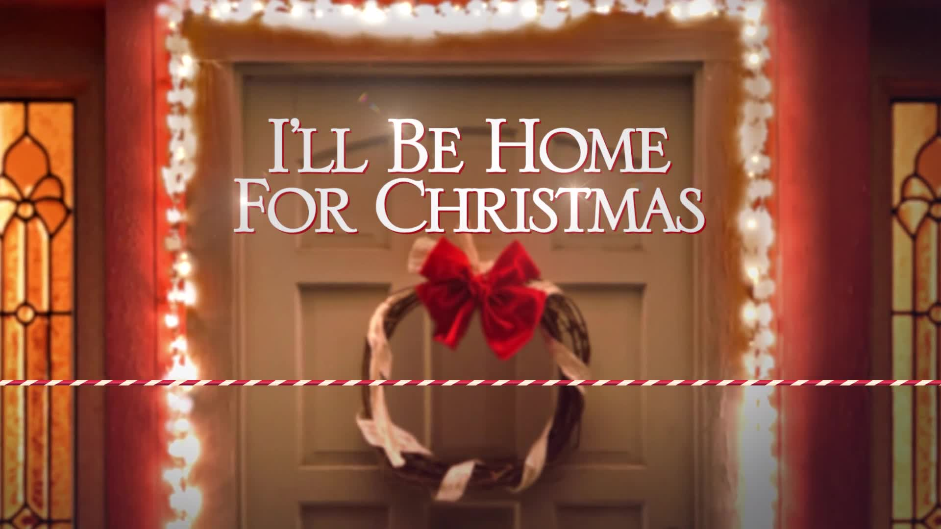 Ill Be Home For Christmas Dvd.Official Trailer