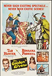 The Golden Arrow (1962) Poster - Movie Forum, Cast, Reviews