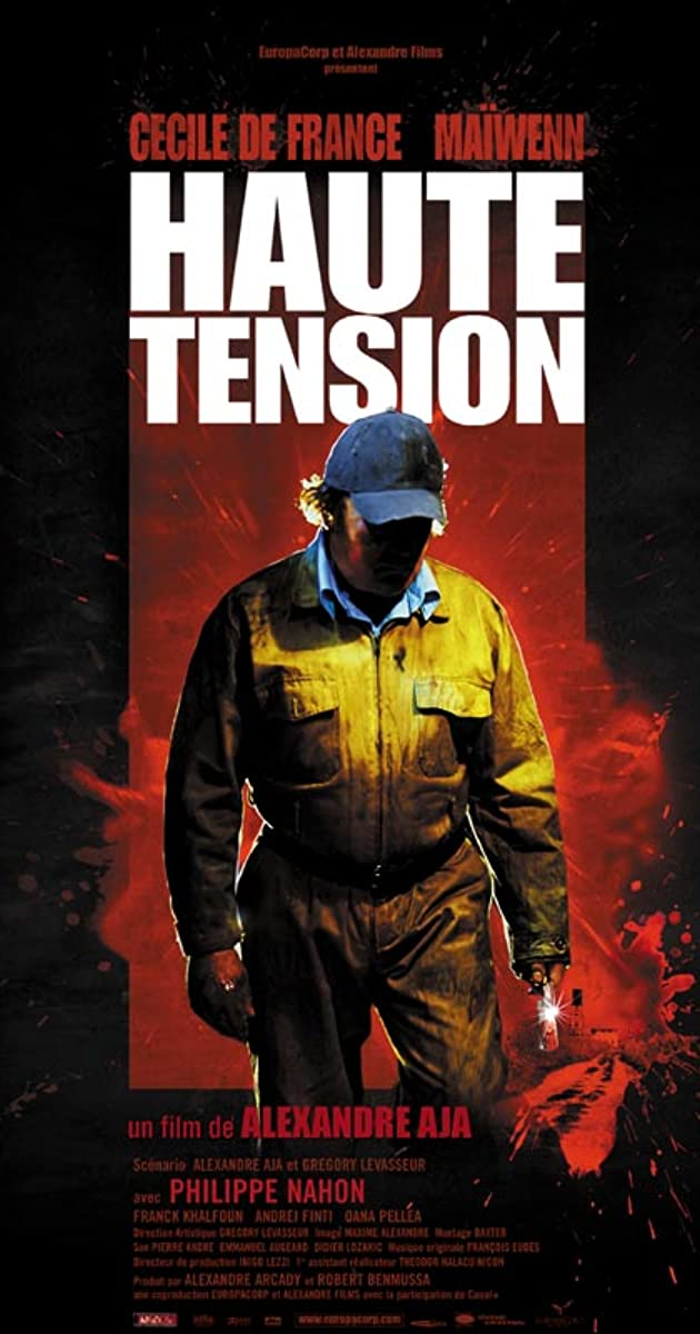 Subtitle of High Tension