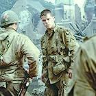 Matt Damon in Saving Private Ryan (1998)