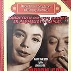 Margit Carlqvist and Jørn Jeppesen in Spion 503 (1958)