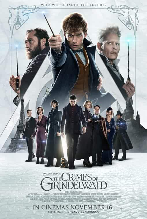 Fantastic Beasts The Crimes of Grindelwald Part 2 (2018) 720p HEVC BluRay  Dual Audio [Hindi+English]