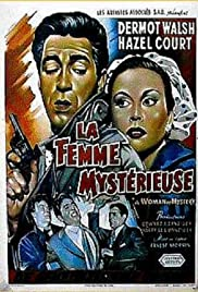 A Woman of Mystery Poster