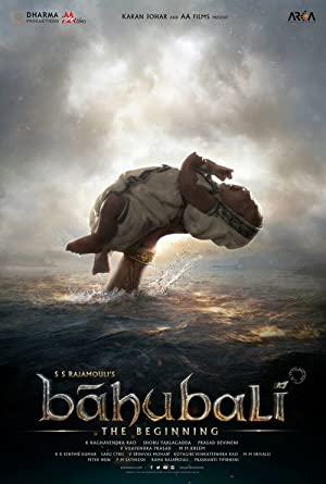 Download Baahubali: The Beginning (2015) Hindi Movie 720p | 480p WebRip 1.4GB | 400MB