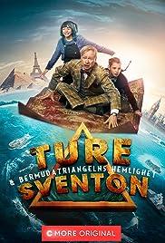 Ture Sventon & Bermudatriangelns hemlighet Poster