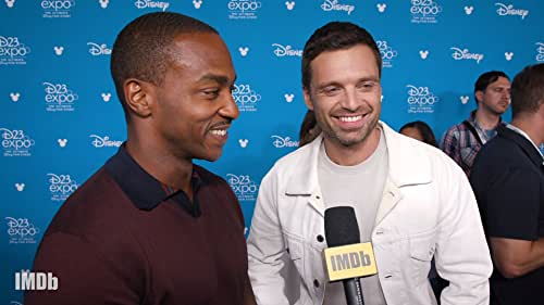Anthony Mackie and Sebastian Stan Are Excited for More Hang Time