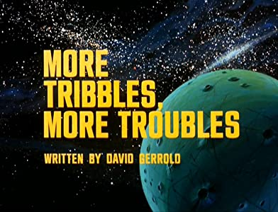 300mb movie downloads More Tribbles, More Troubles USA [Bluray]