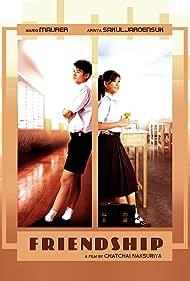 Apinya Sakuljaroensuk and Mario Maurer in Friendship: Theu kap chan (2008)