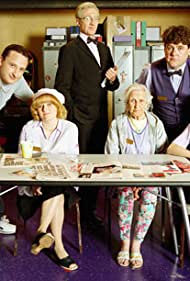 Rosie Cavaliero, Tony Maudsley, and Paul O'Grady in Eyes Down (2003)