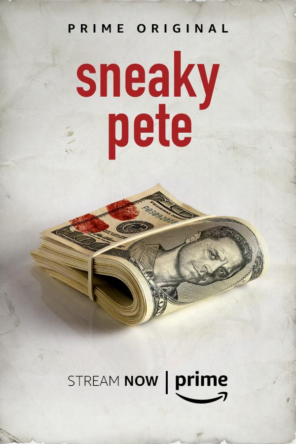 Sneaky Pete TV Series 2015u2013