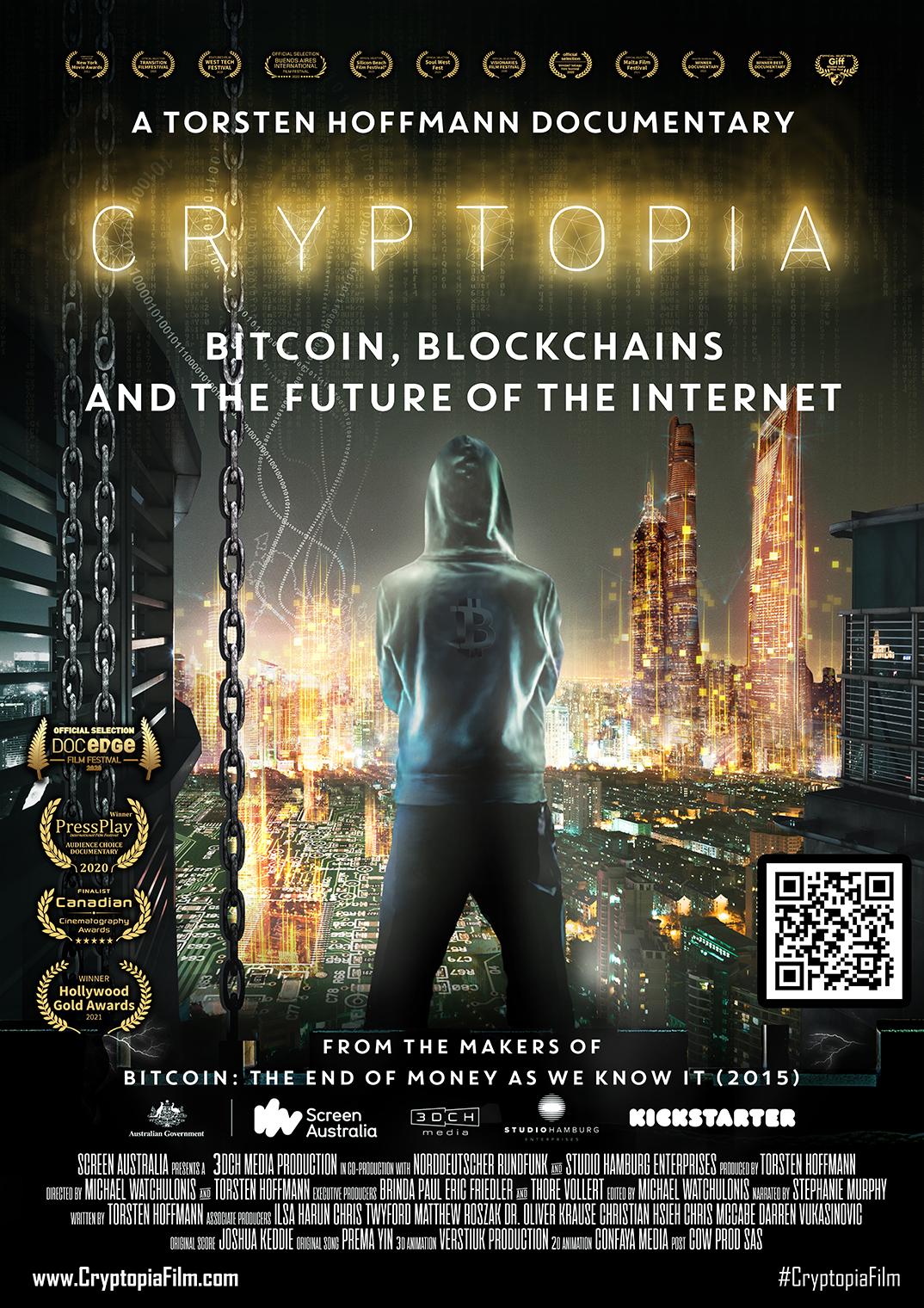 Bitcoin a filmekben, Hollywood már leselkedik