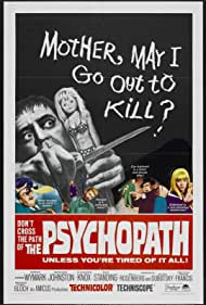 The Psychopath (1966) Poster - Movie Forum, Cast, Reviews