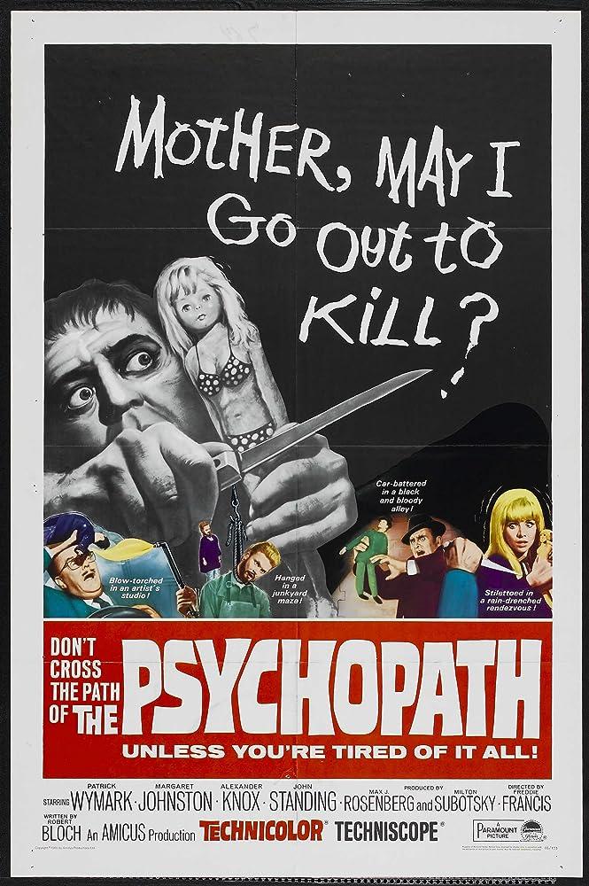 Judy Huxtable in The Psychopath (1966)