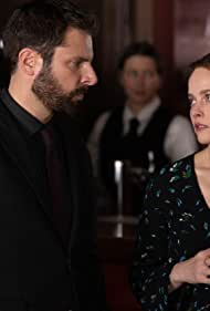 James Roday Rodriguez and Allison Miller in Daisy (2020)