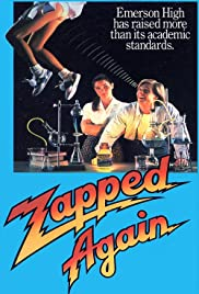 Zapped Again! Poster