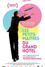 The Grand Hotel Ballet Poster