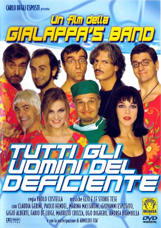 Tutti gli uomini del deficiente (1999) IMDb