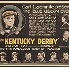 Gertrude Astor, Lionel Belmore, Kingsley Benedict, Harry Carter, Reginald Denny, Emmett King, Wilfred Lucas, Walter McGrail, and Lillian Rich in The Kentucky Derby (1922)