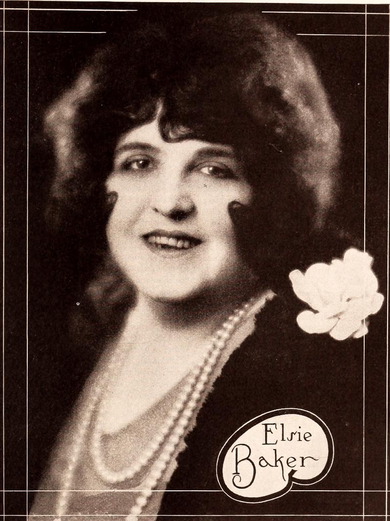 Elsie Baker Elsie Baker new photo