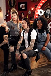 Tattoo Fixers Poster