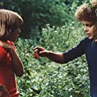 Anders Agensø and Peter Bjerg in Du er ikke alene (1978)