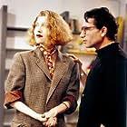 Moshe Ivgy and Keren Mor in Shuroo (1990)
