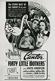 Forty Little Mothers(1940) Poster - Movie Forum, Cast, Reviews