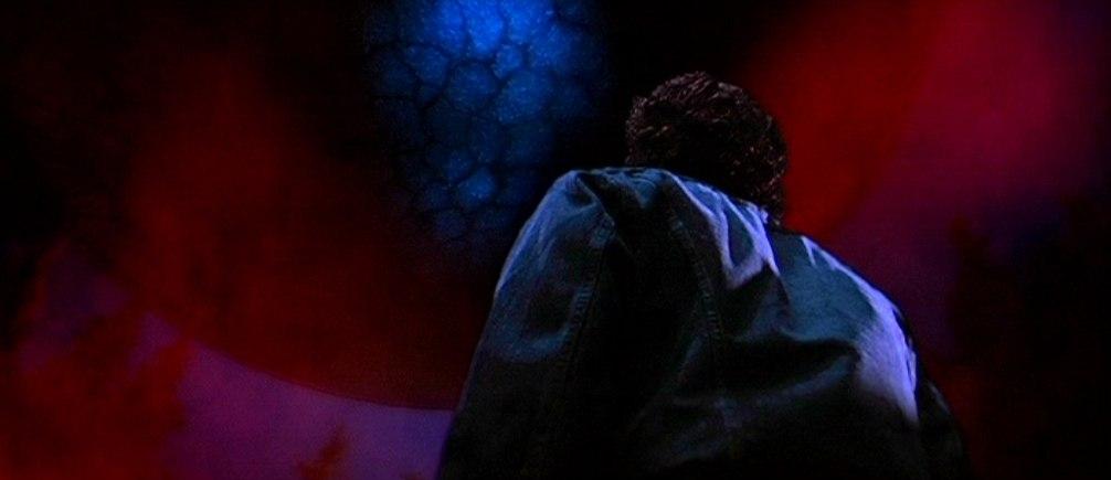 D.B. Sweeney in Fire in the Sky (1993)